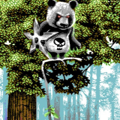 Kenny magnusson pandabear sb