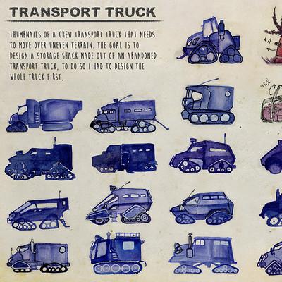 Yen shu liao transporttrucks