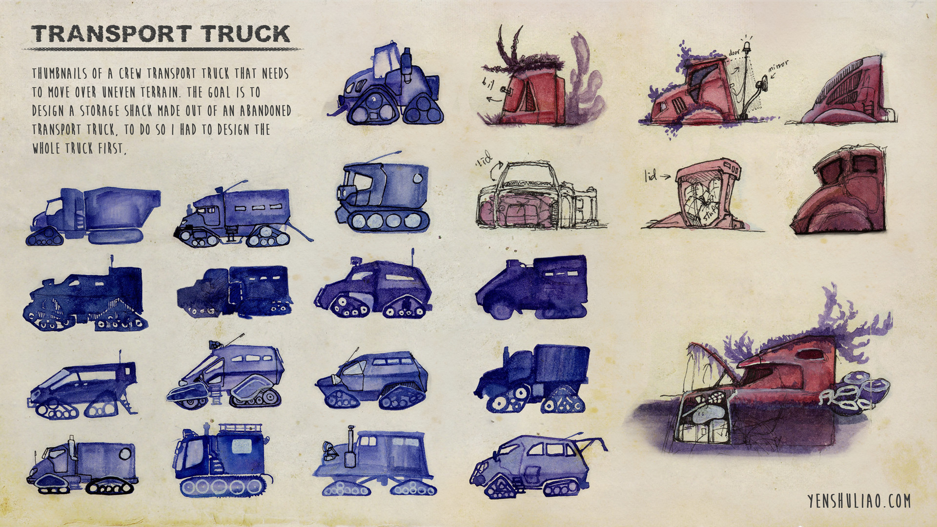 Crew Transport Truck thumbnails