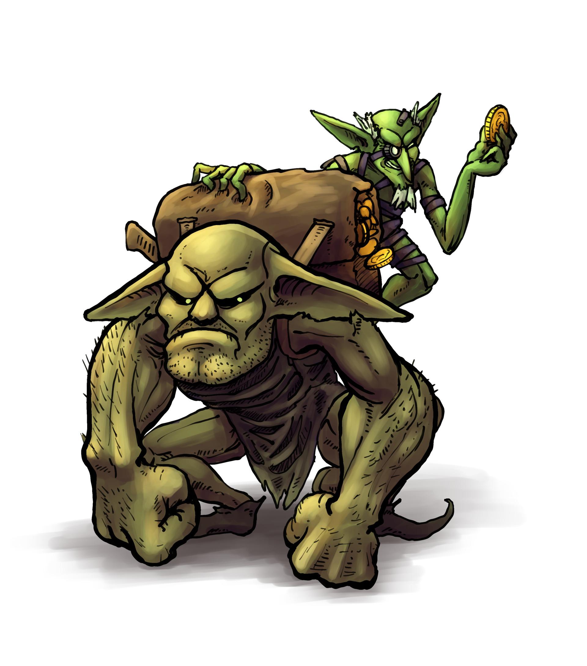 Joe bush goblin