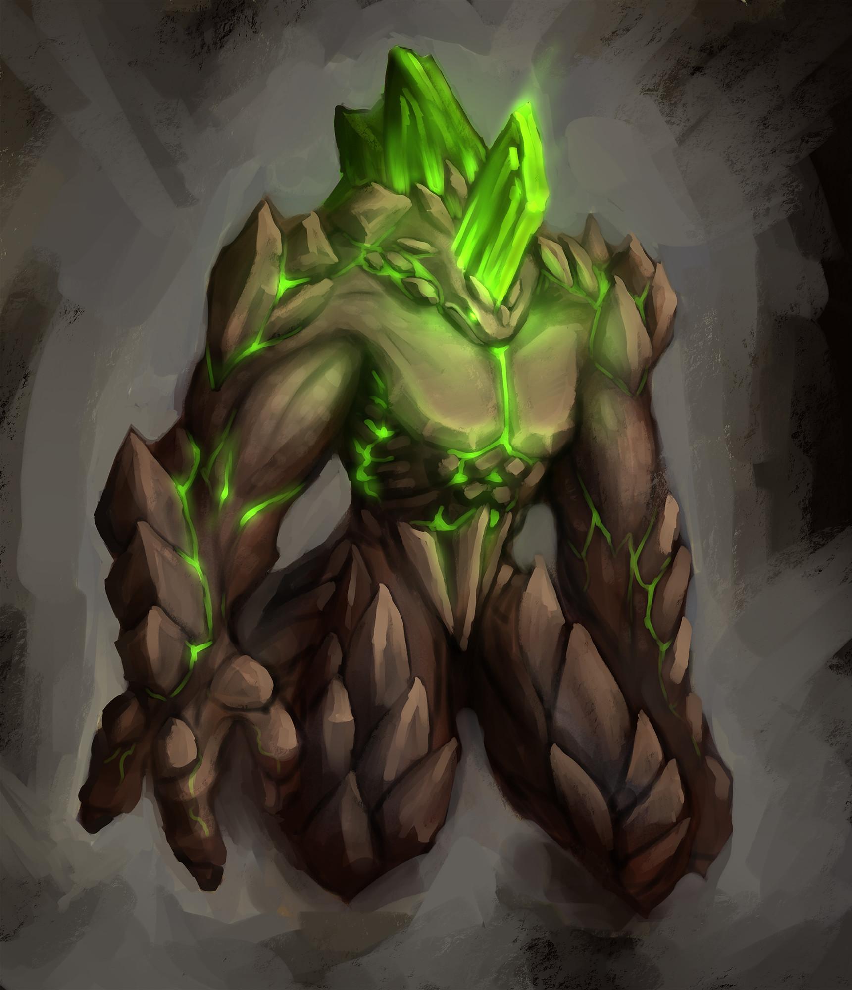 Joe bush elemental