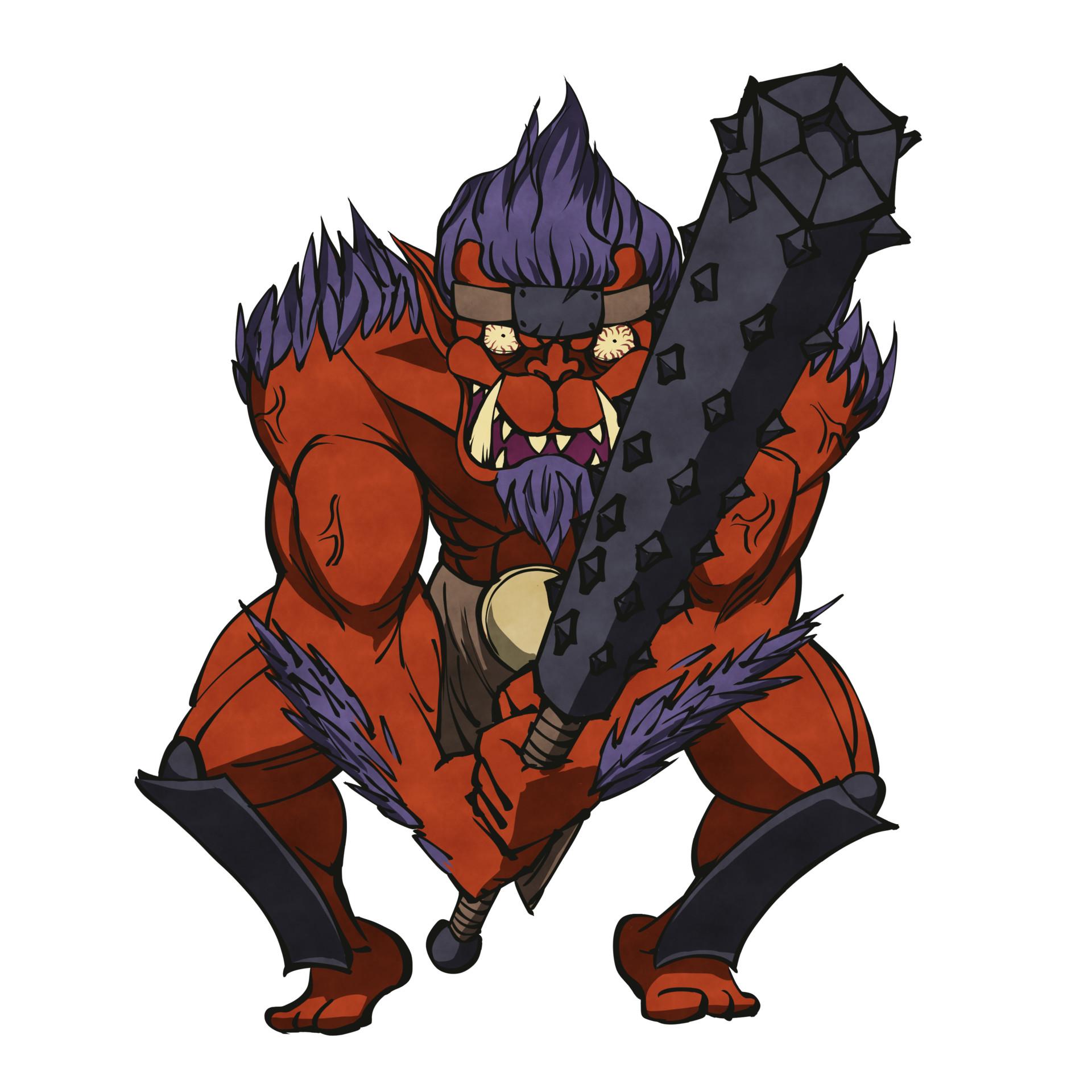 Joe bush monster3