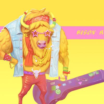 Samuel schultz bison rockstarsmall