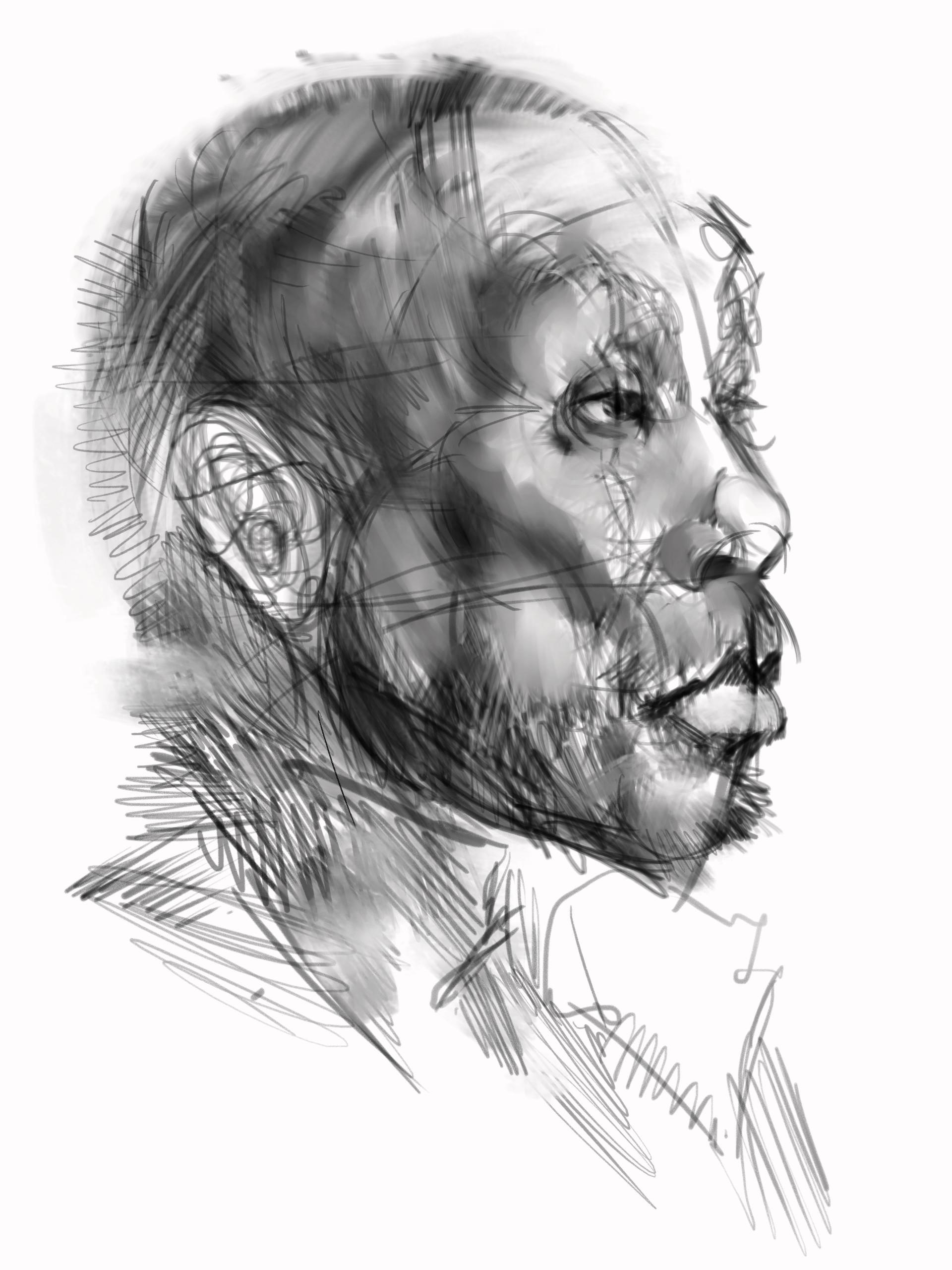 Szilagyi szilard sketch