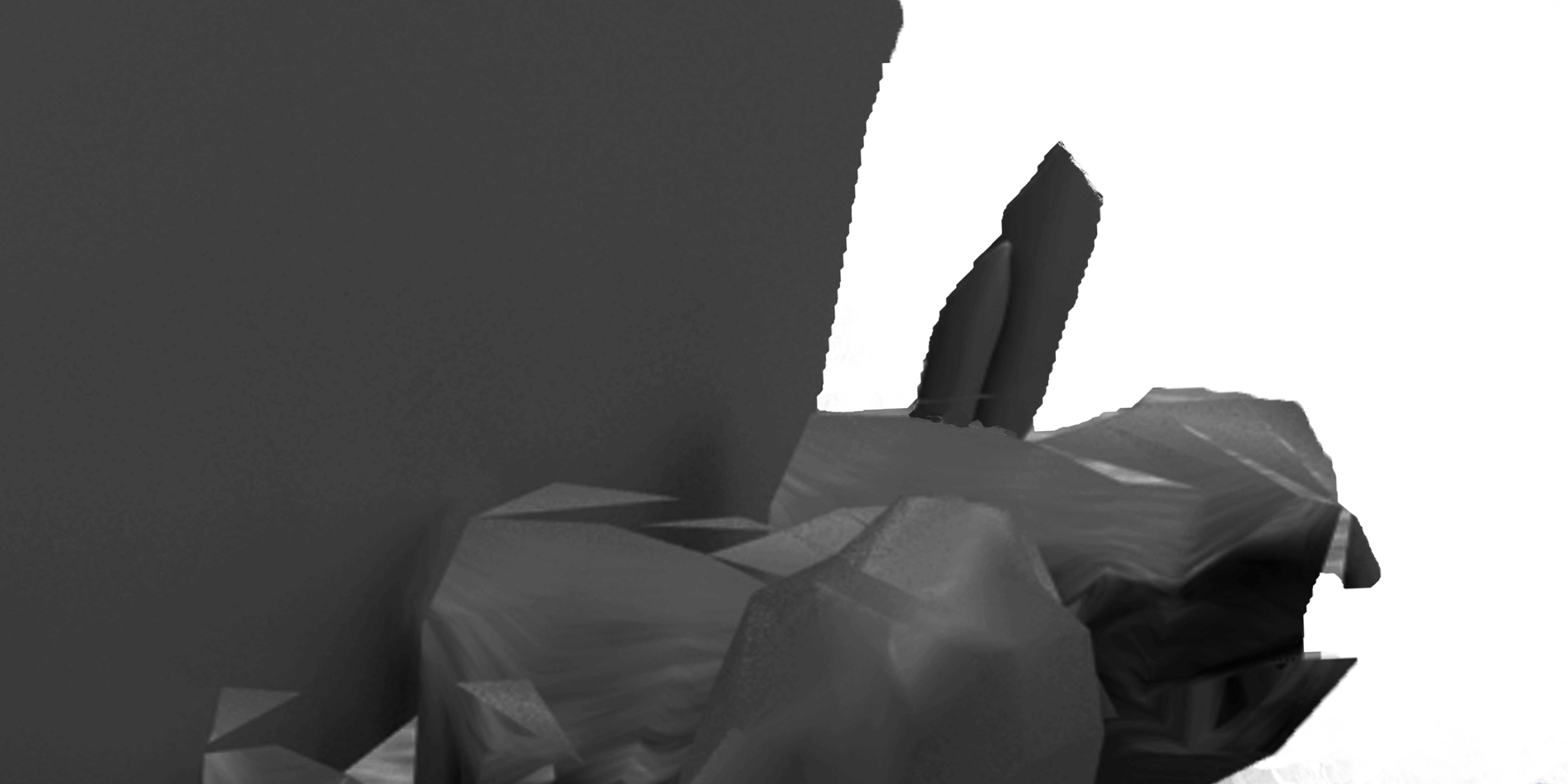 The terrible 3D base I modelled.