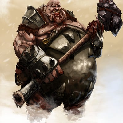 Michael tenebrae ogre kingdoms 2 smaller