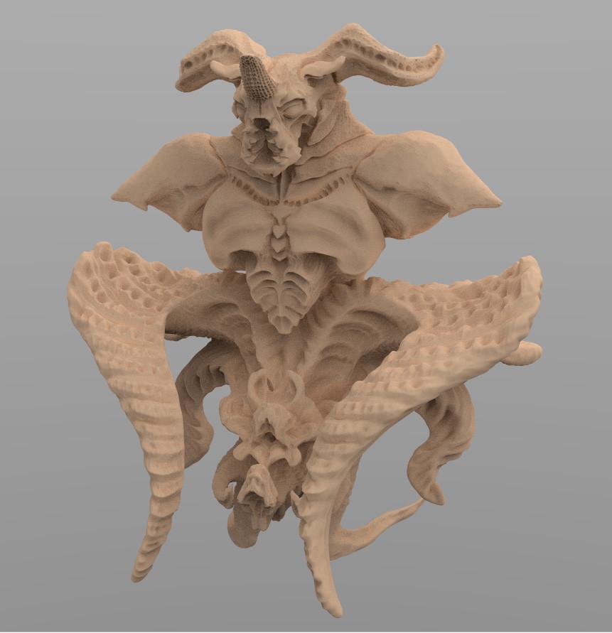 Zhang ku creature02