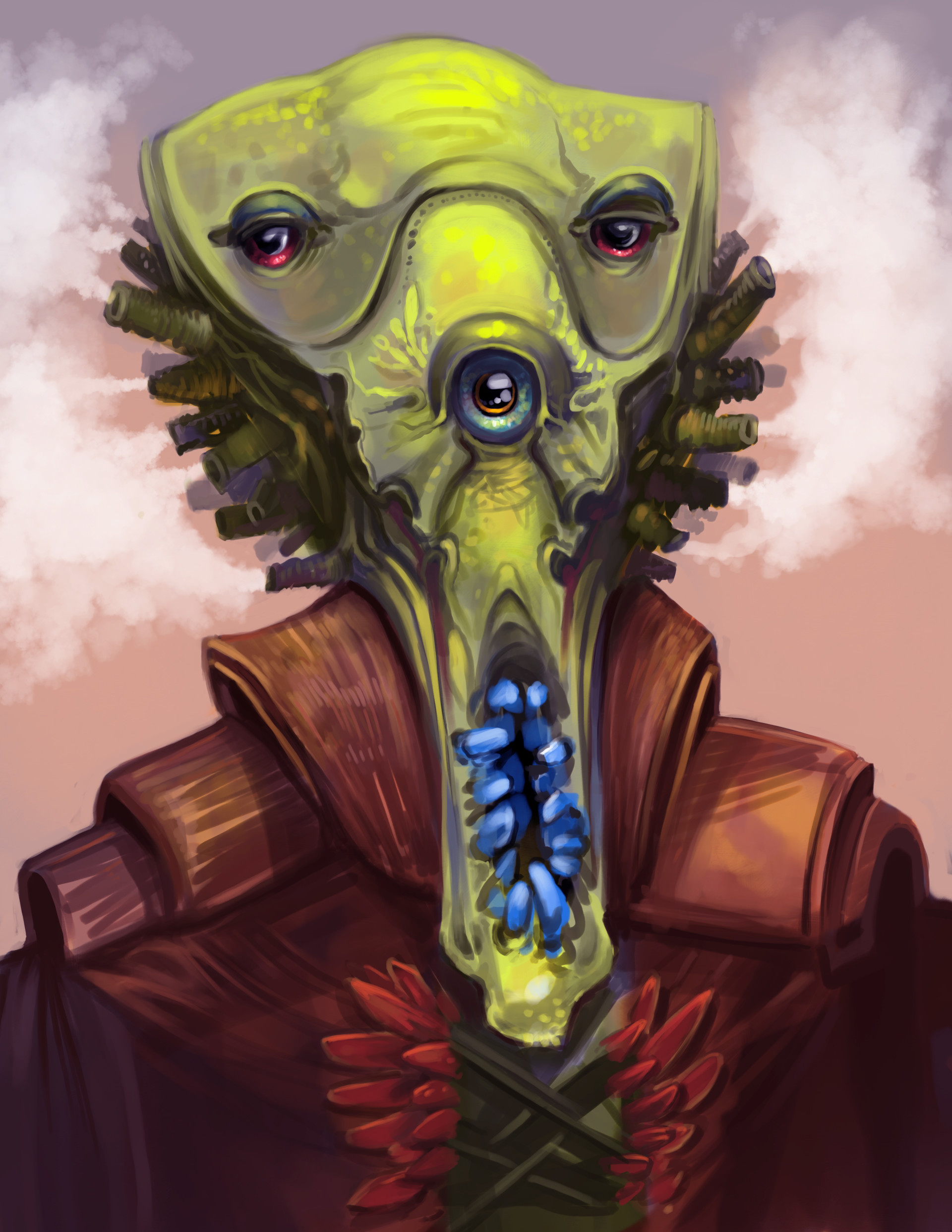 Josiah herman alienhex