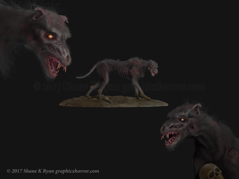 Shane ryan zombie dog character sheet