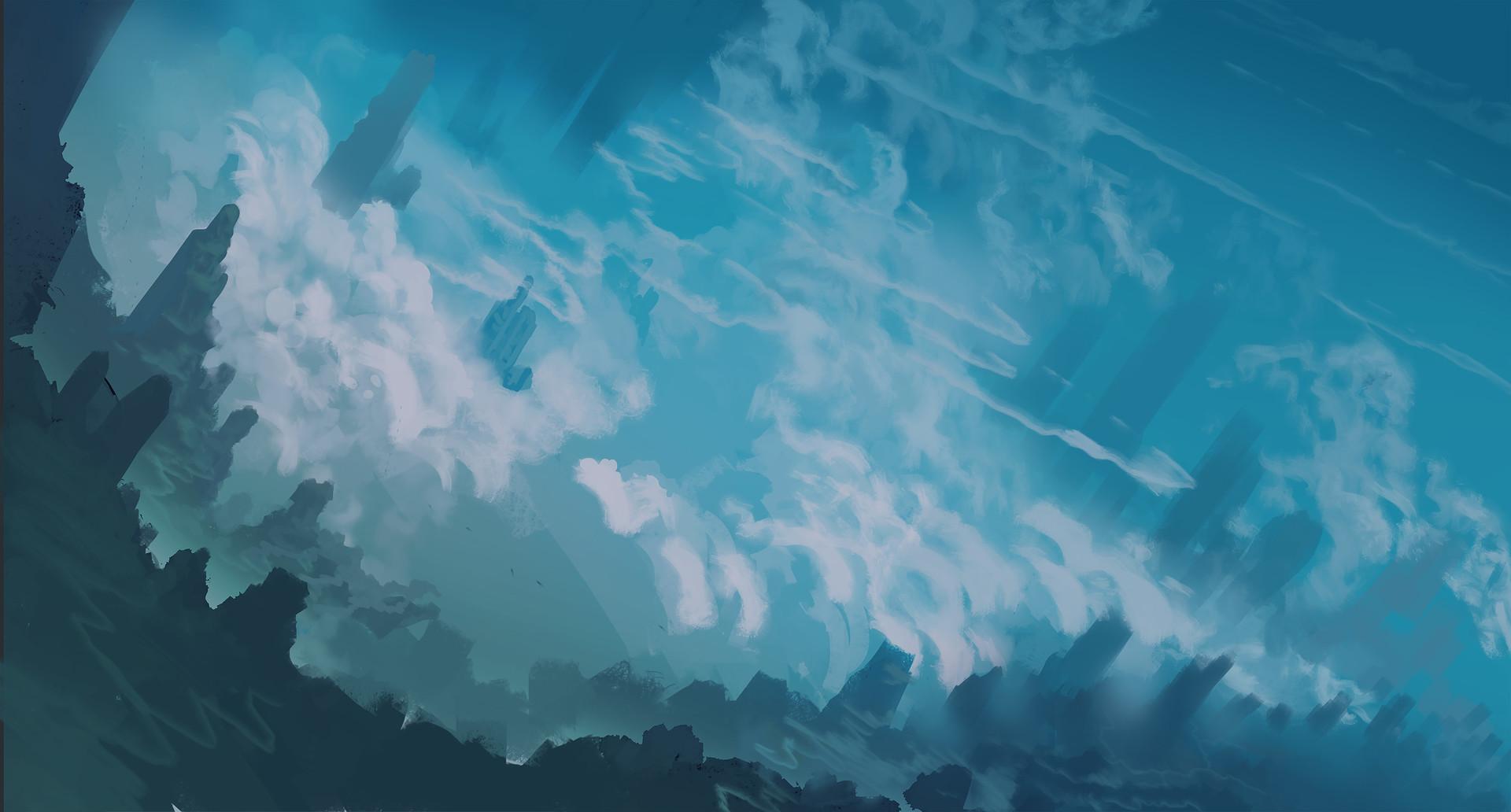 Francisco badilla floyd dragon sketch bueno 2