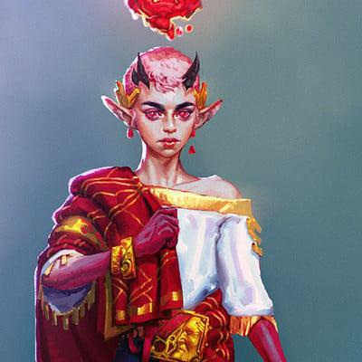 Ibrahem swaid red prince 07s