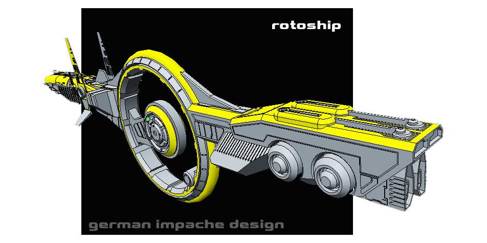 German impache rotorship4