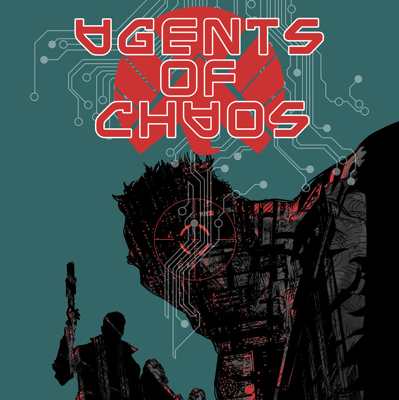Agent of CAHOS - fan comics
