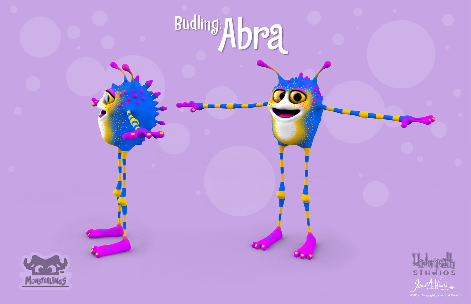 Monsterlings: Budling - Abra