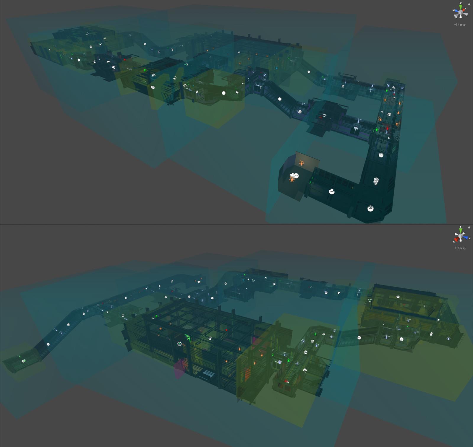 Level Editor screenshots