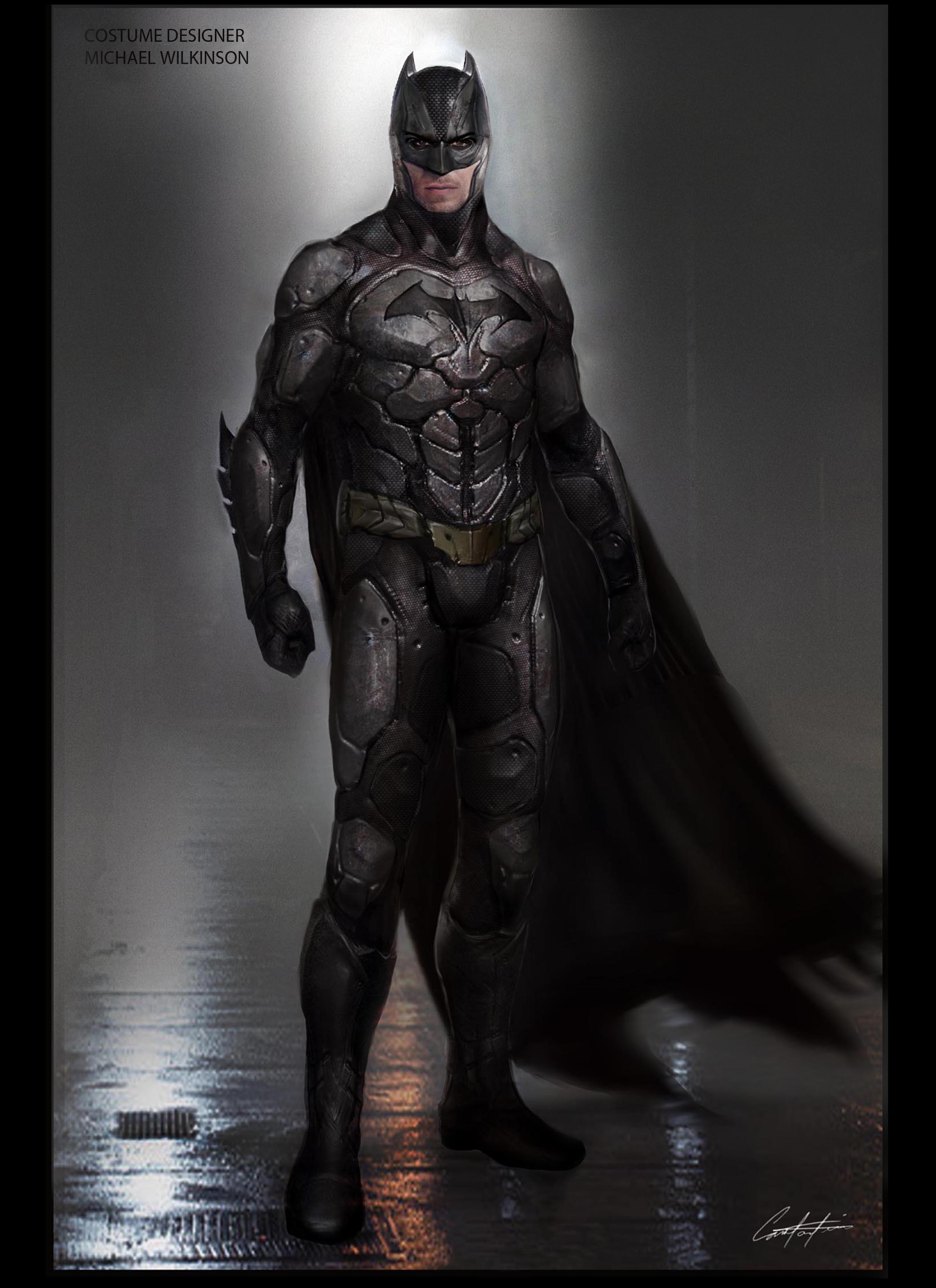 Batman v Superman early exploration