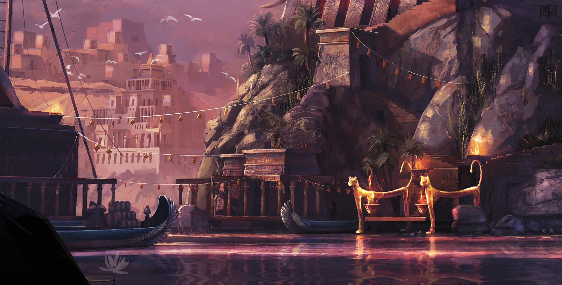 Amira hennes ancient civilization newcam final 02