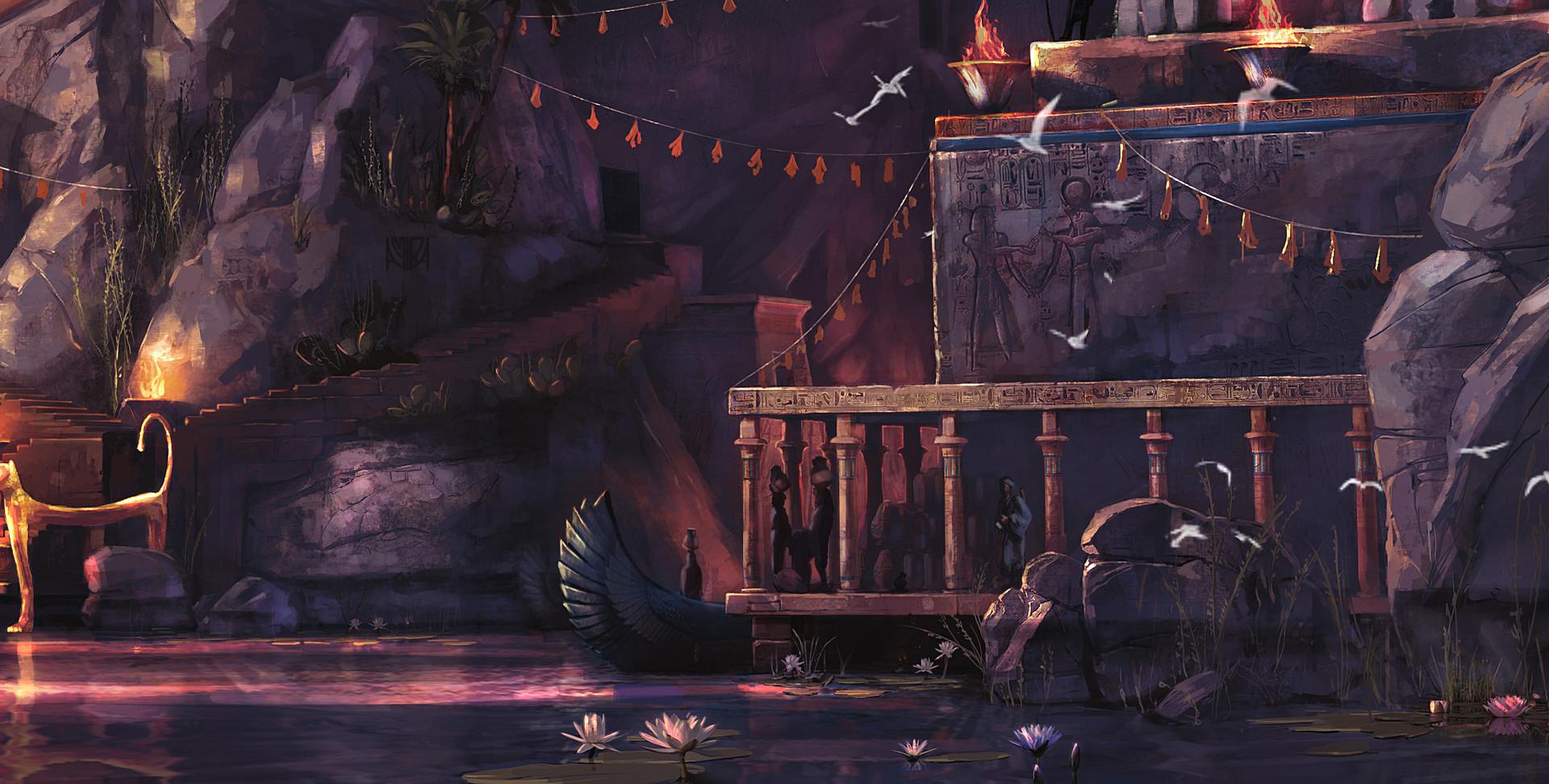 Amira hennes ancient civilization newcam final 03