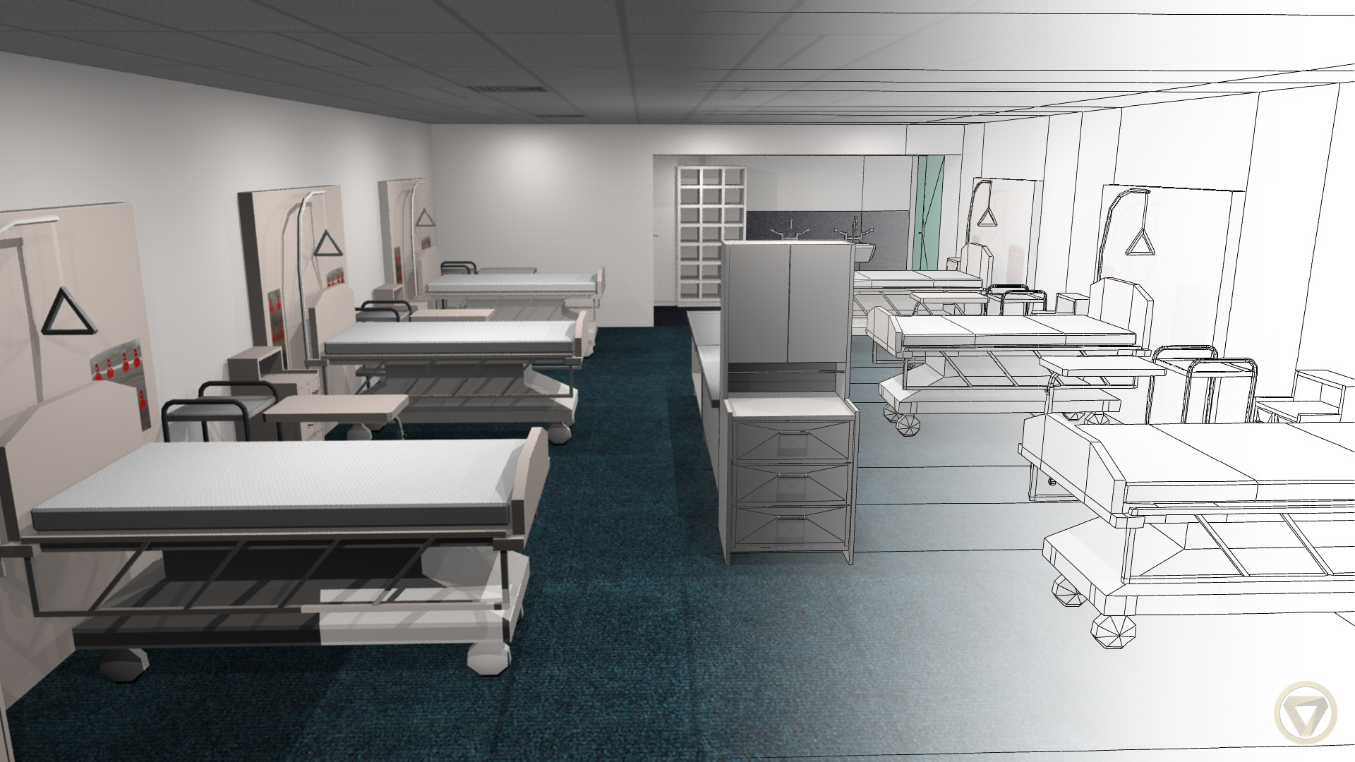 Caine lanigan nursing room 4