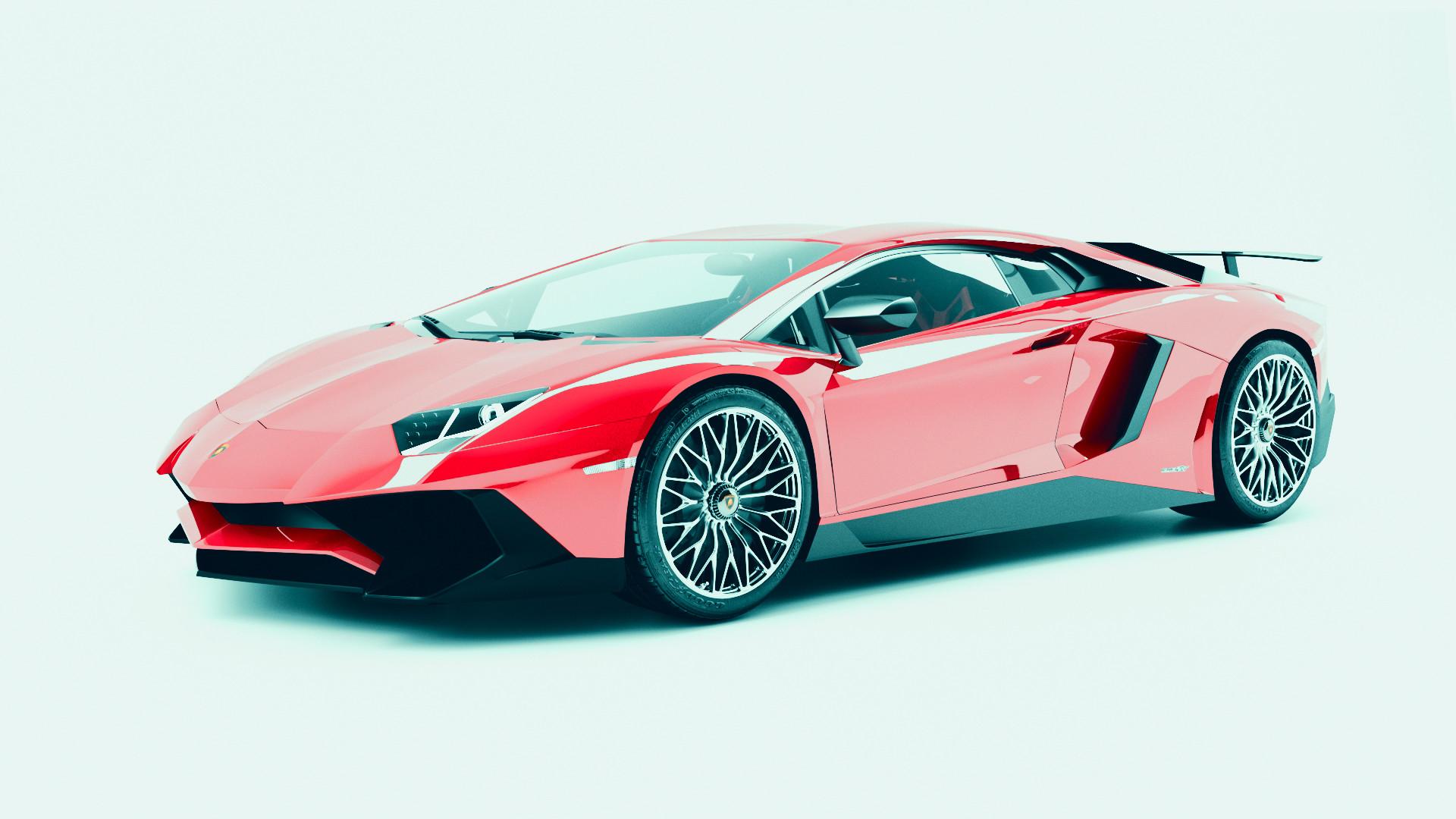 Hi I M Song Lamborghini Aventador Sv Lp750 4