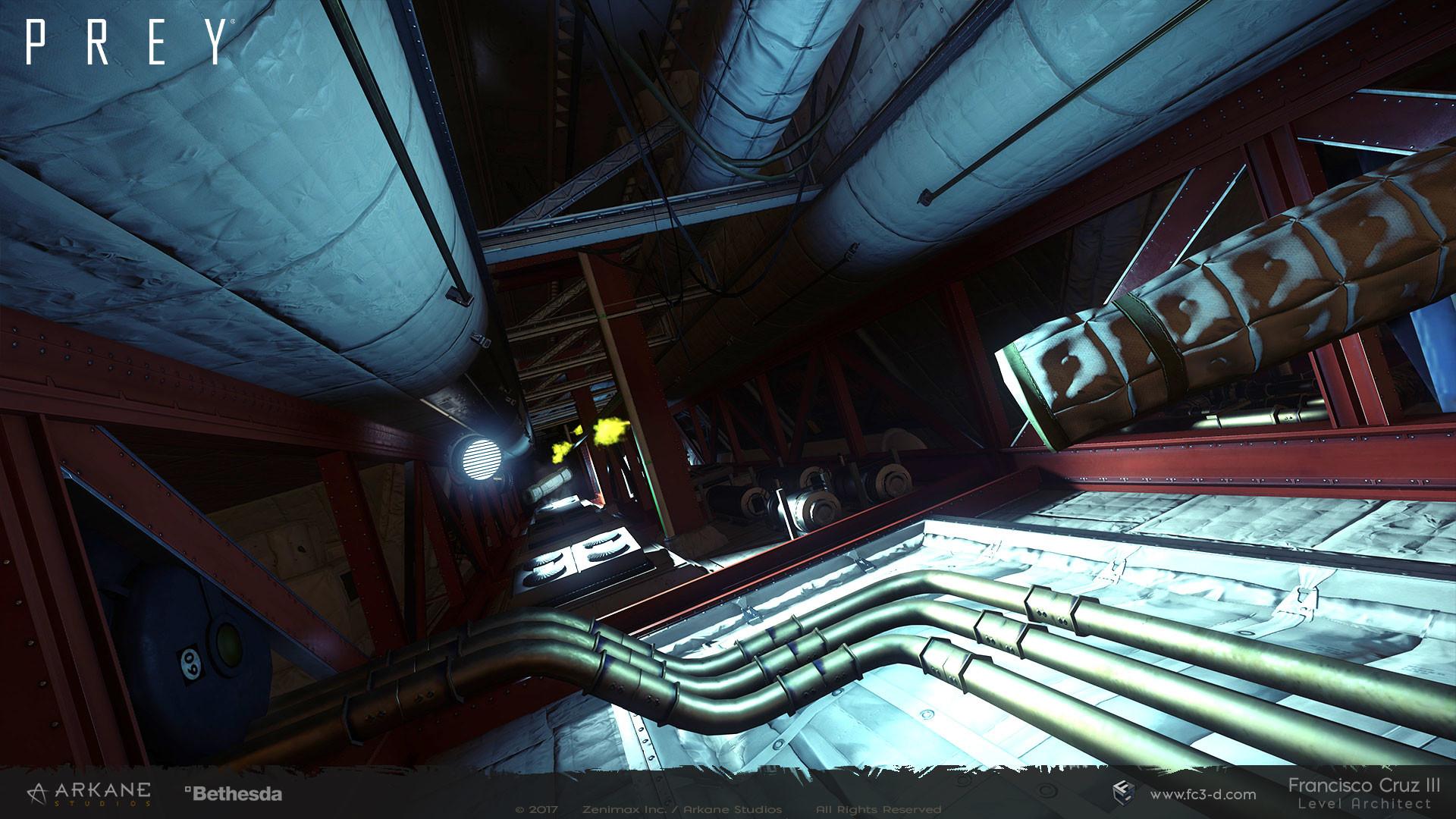 Francisco cruz fc3 screen 09