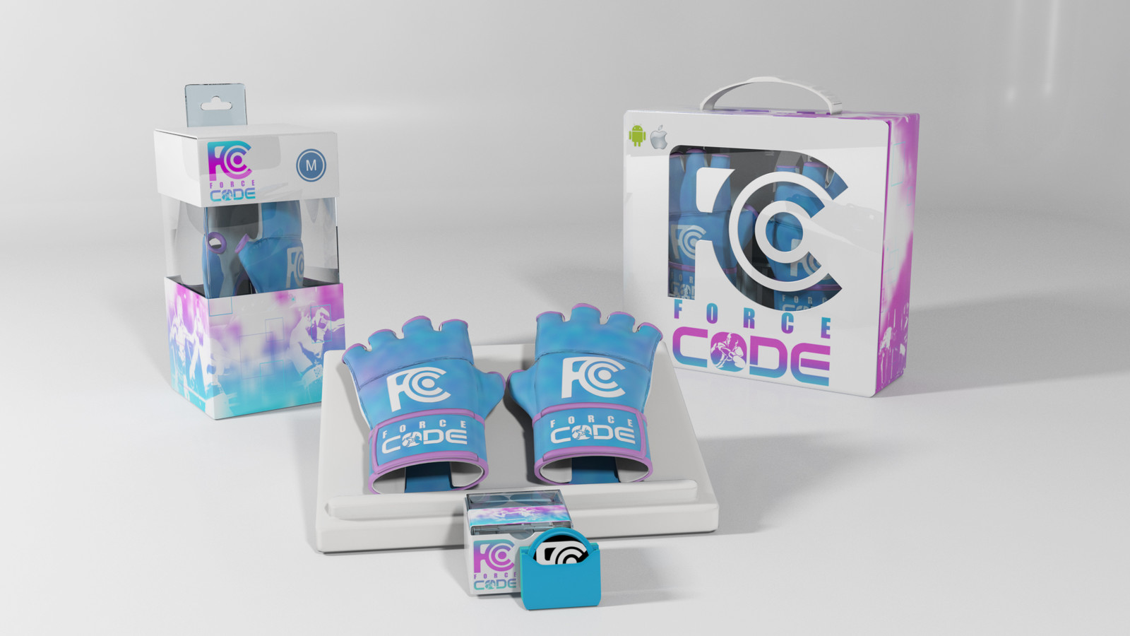 Packaging and Product Option 3