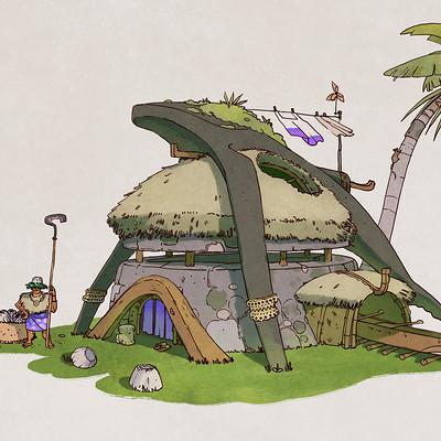 Victorin ripert whale hut
