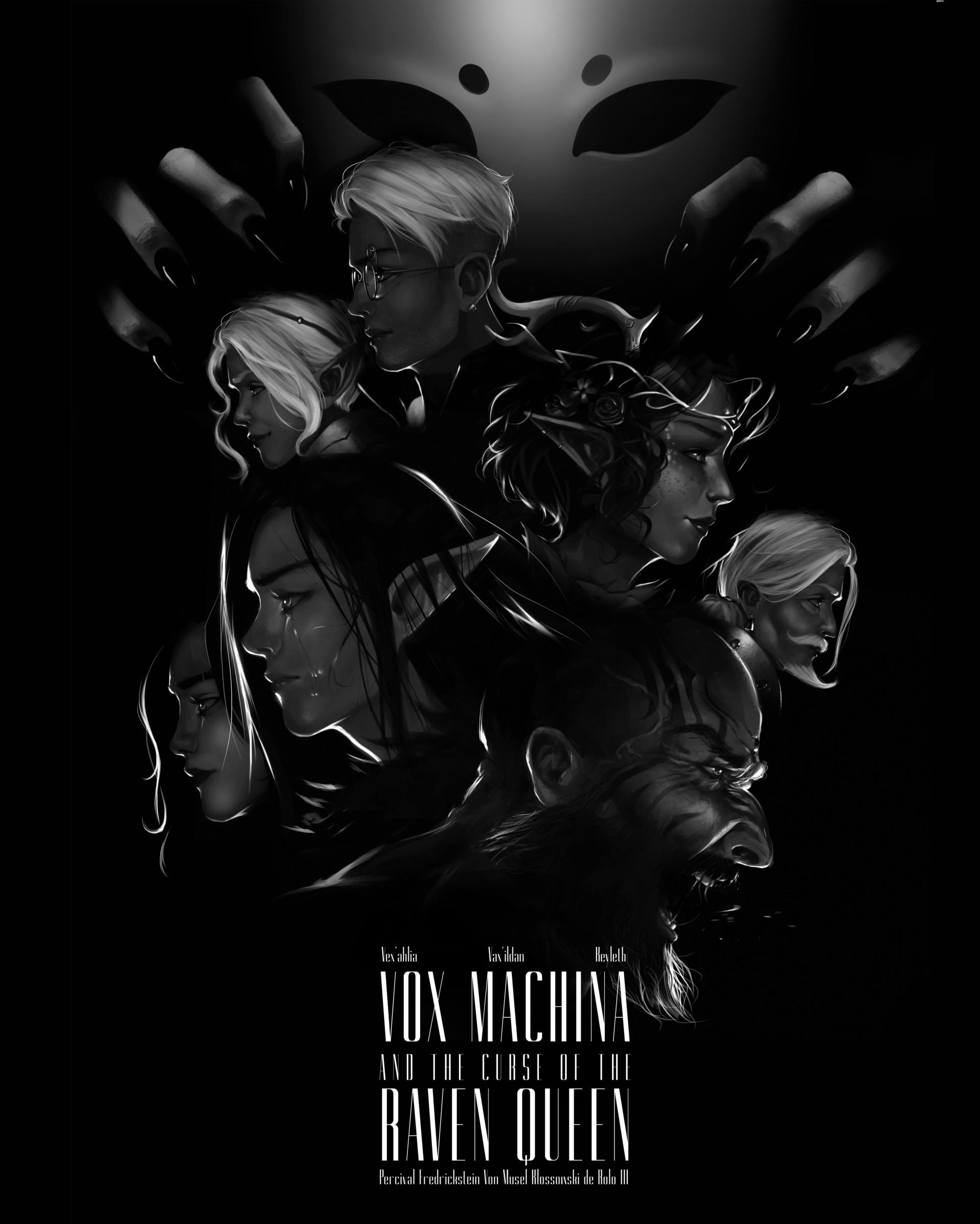 Caio santos poster voxtwiiter version
