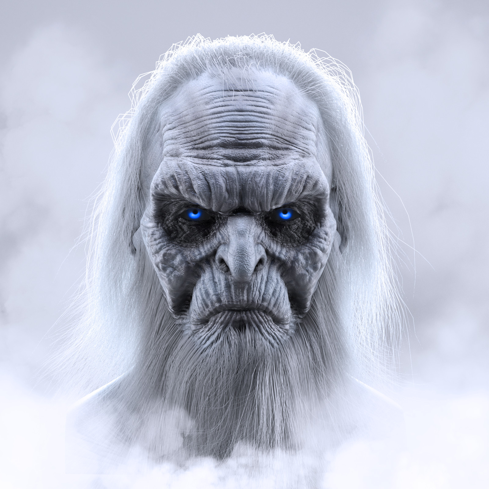 Alexandrino silva final white walker