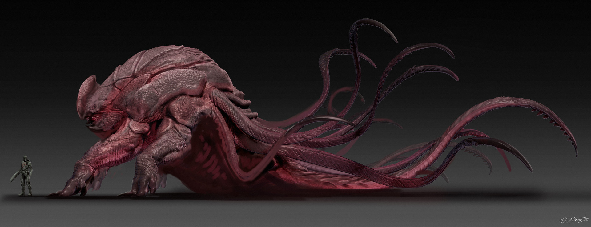 Jerx marantz monster variation 1