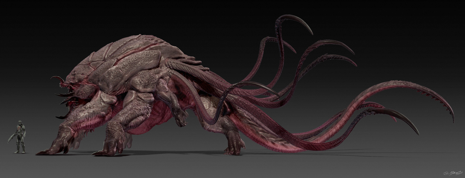 Jerx marantz monster side 1