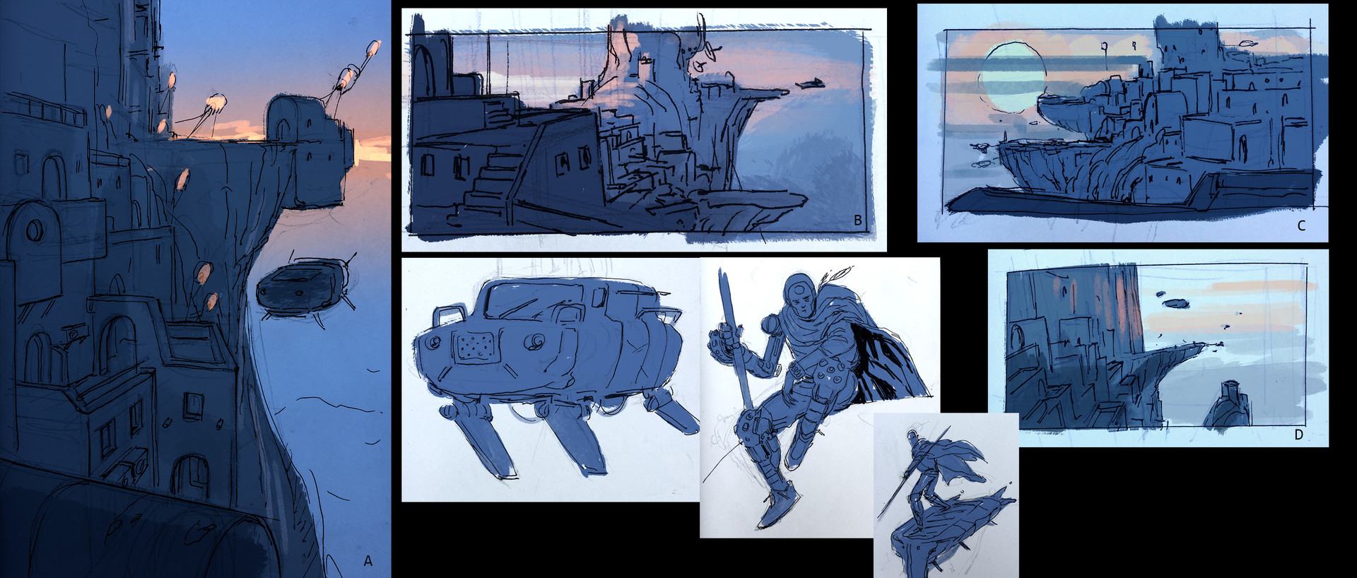 Romain jouandeau roughs board