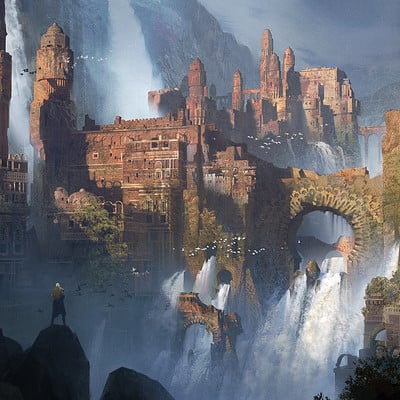 Ivan laliashvili waterfalls by ivanlaliashvili dbbbpit