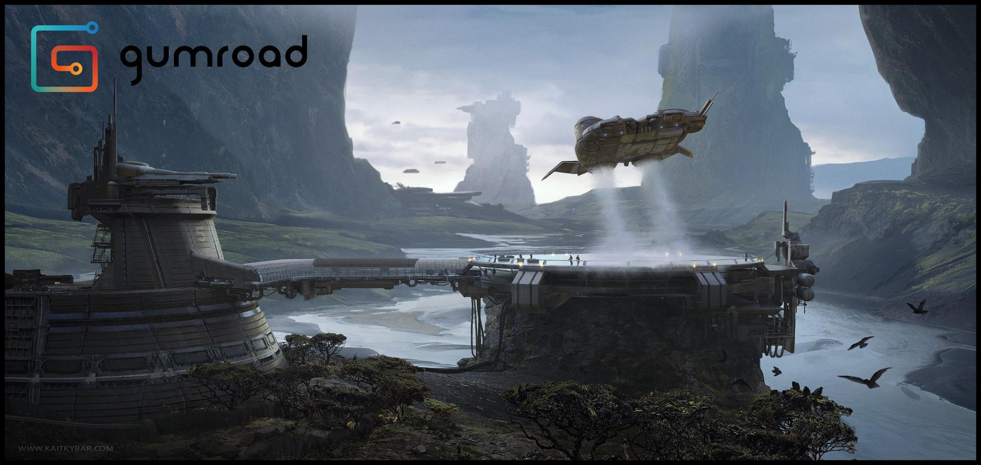 Kait kybar outpost5 kait kybar