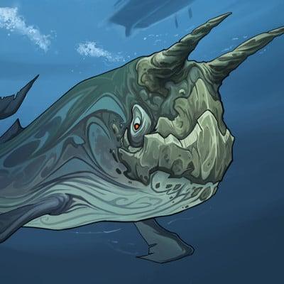 Randall mackey whale 01