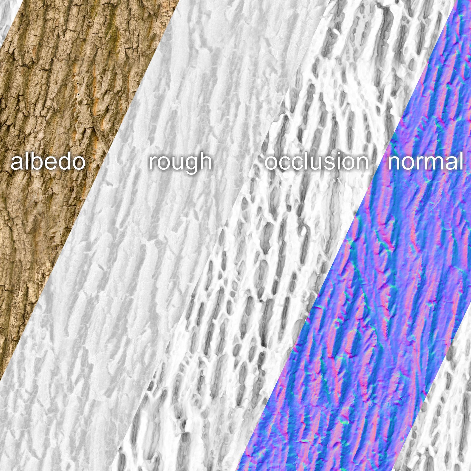 Hauke thiessen bark maps