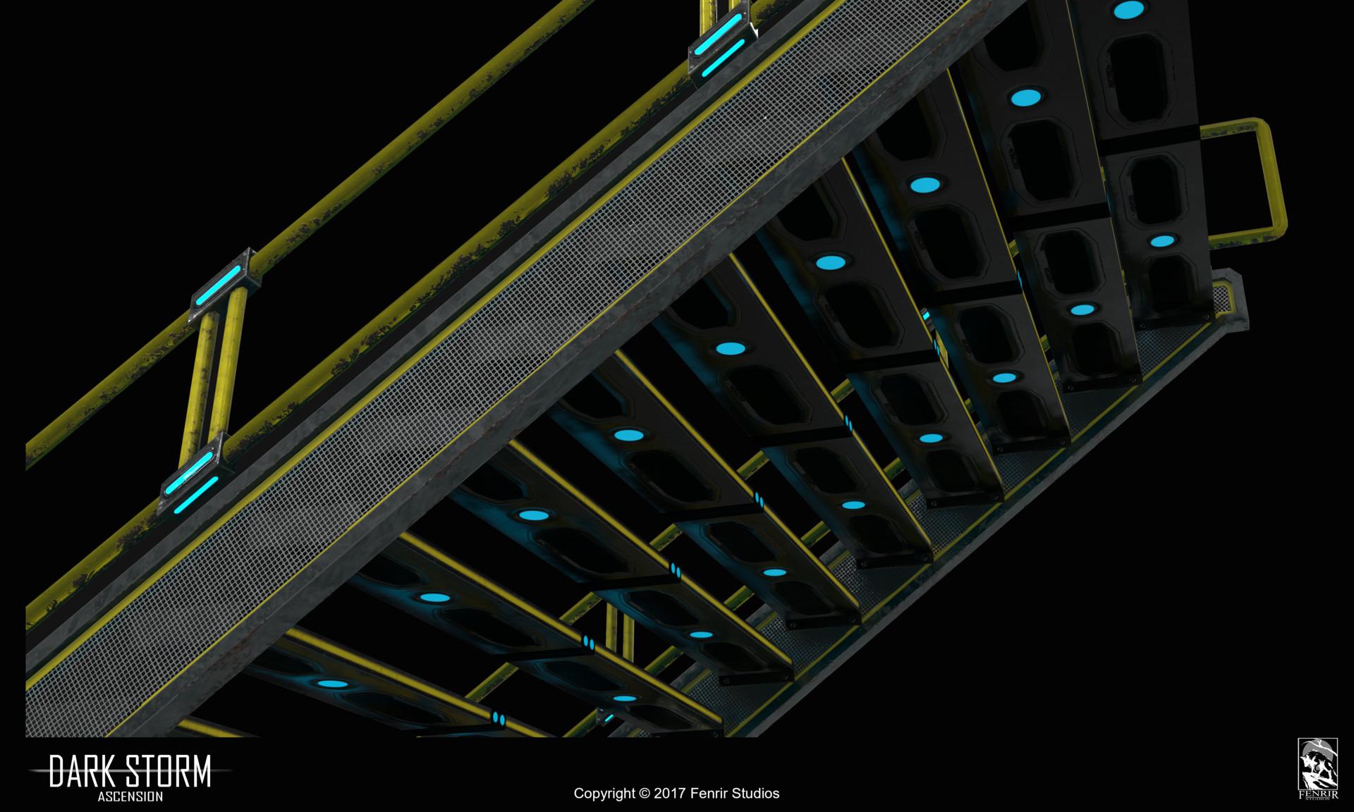 Nikolaos kaltsogiannis presentation stairs 03