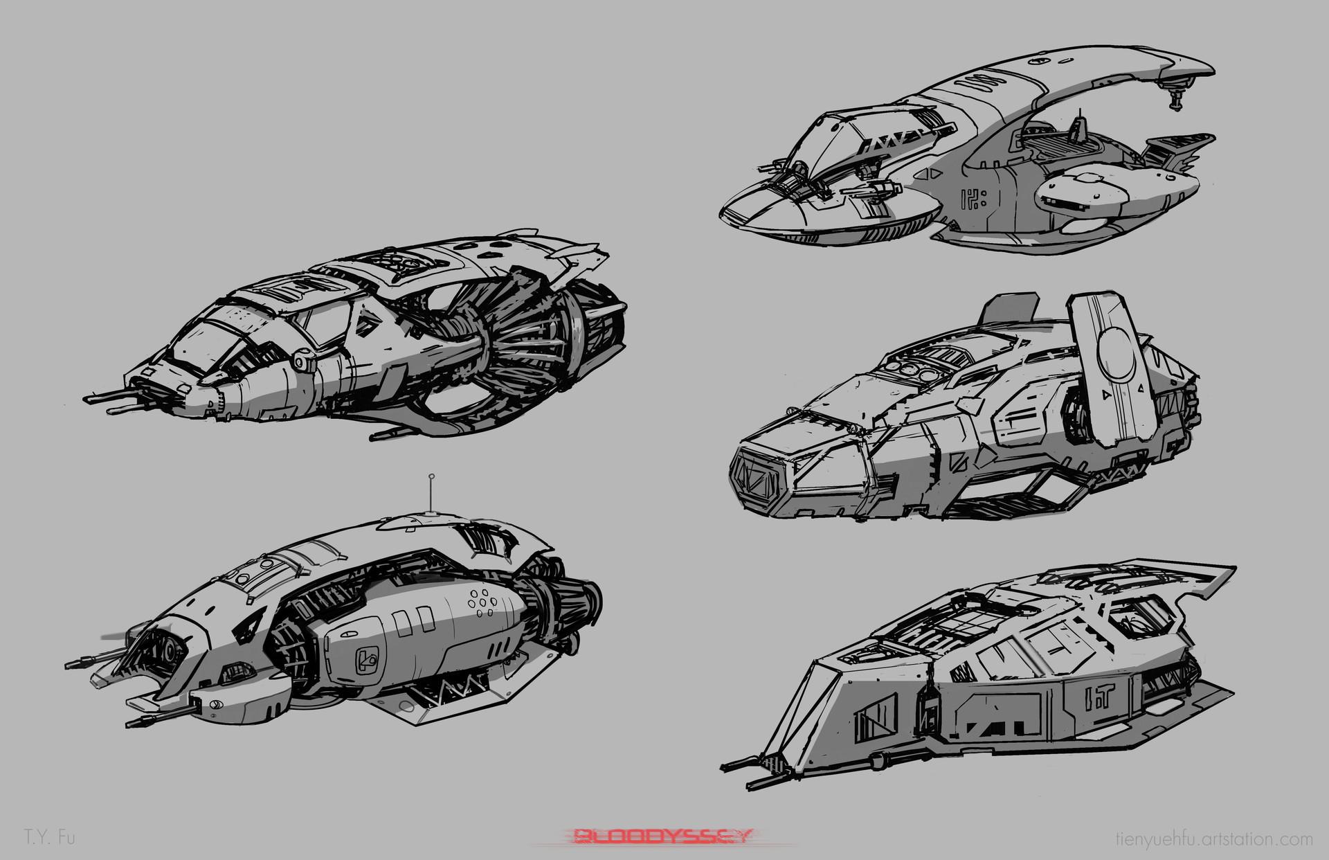 amazoncom blast spaceship sketches and renderings - HD1920×1242