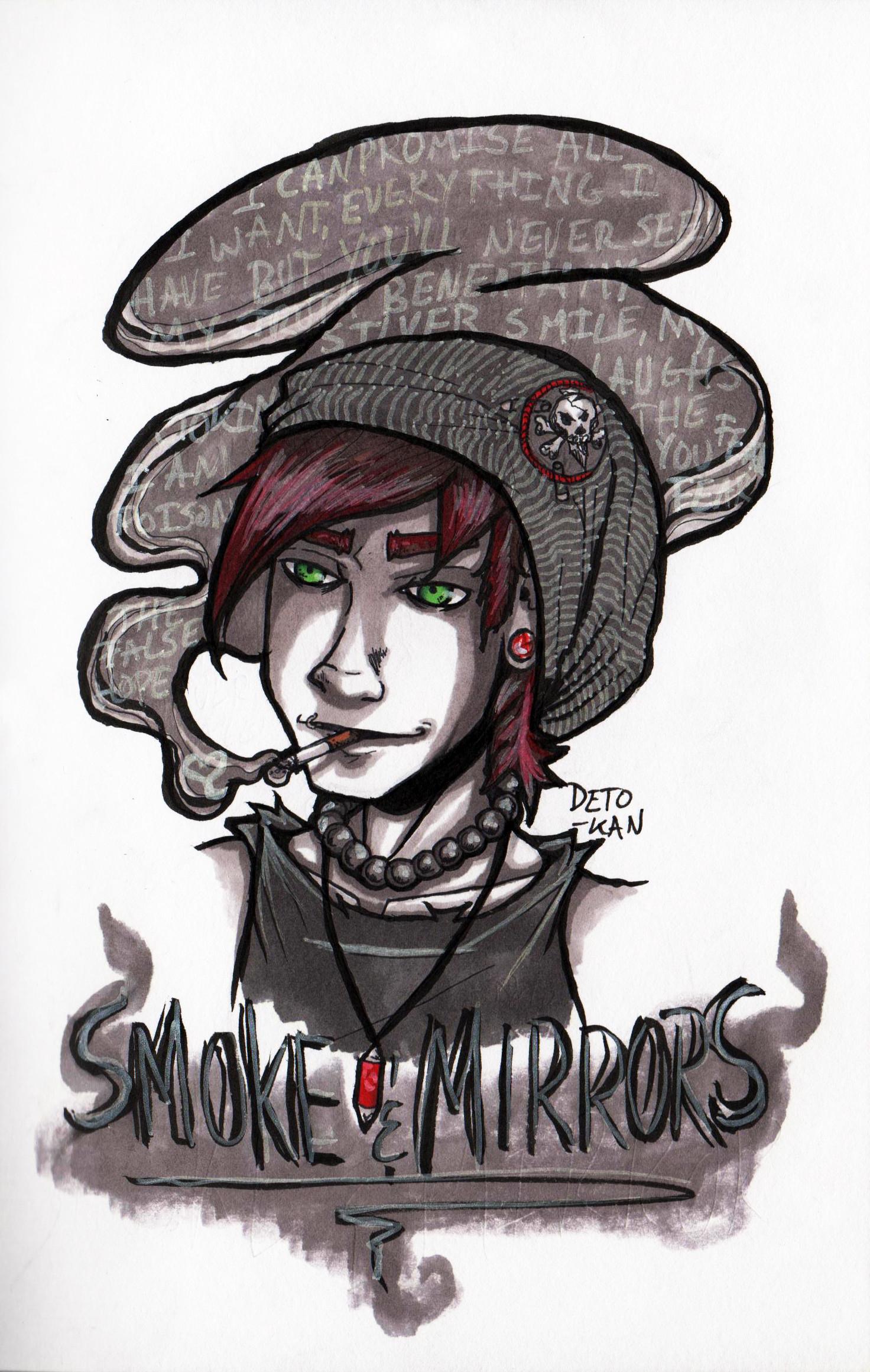 Detonya kan smokeandmirrors