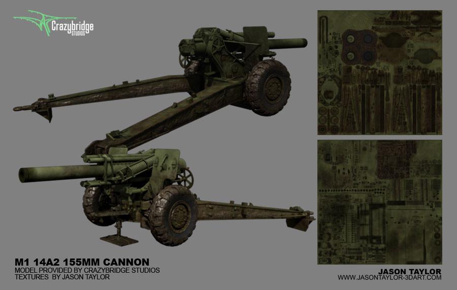 Jason taylor m114a2 155mm