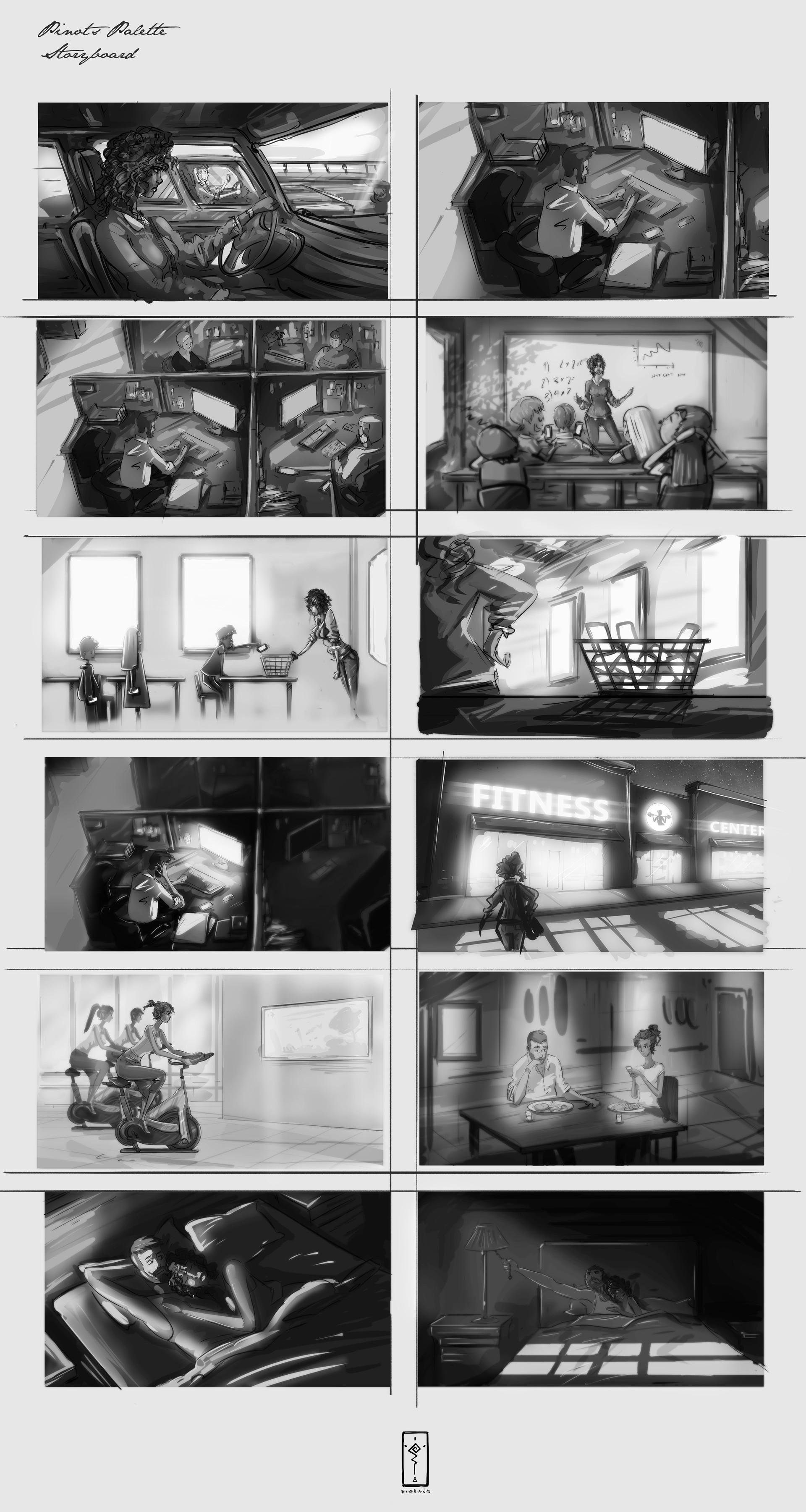 Christian benavides storyboard frames 22 32