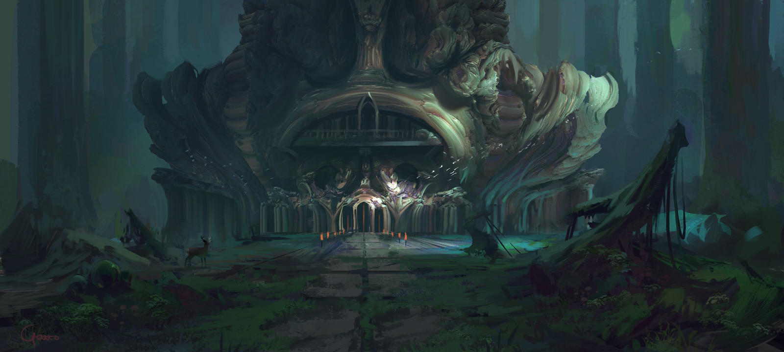 Forest Mausoleum