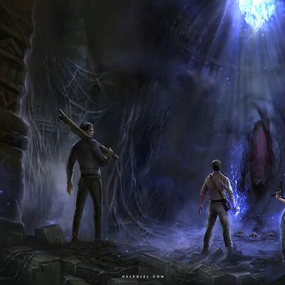 Nele diel dark portal