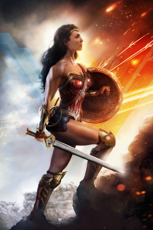 Artstation Wonder Woman 2017 Ton Cikoski Radaell