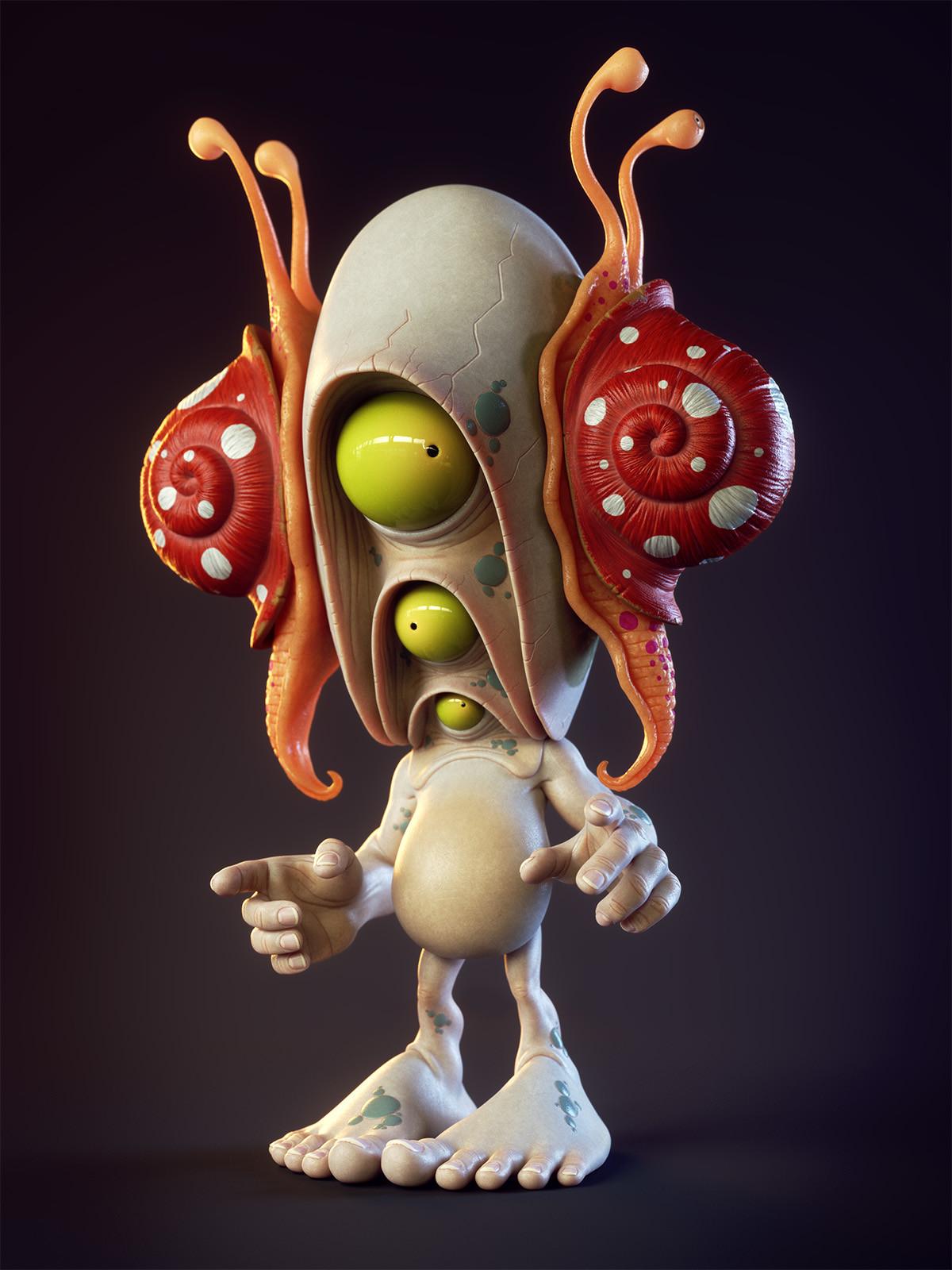Snail Guy