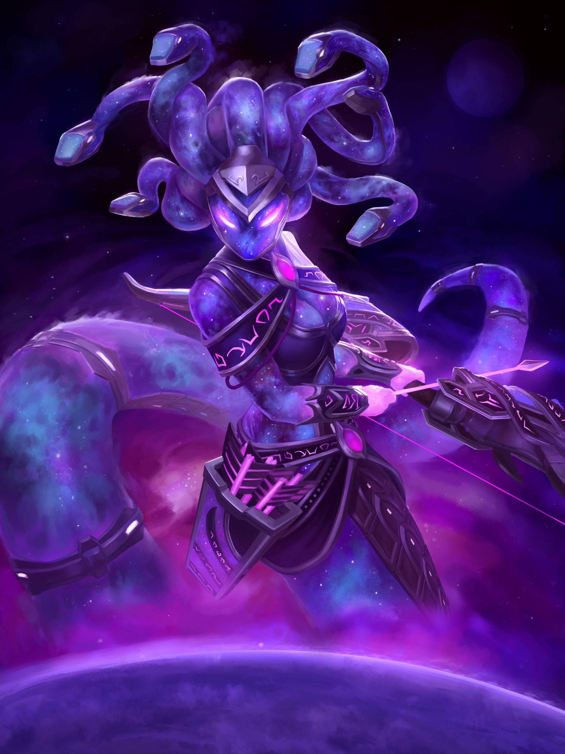 Devin platts medusa nebula card