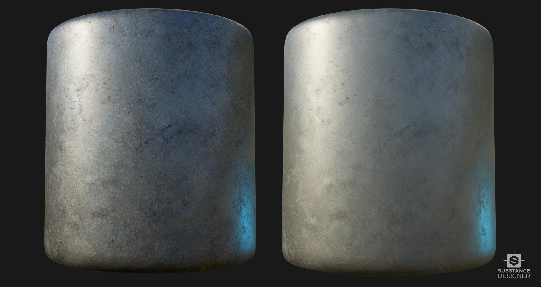 Victor santos metalbare cylinder