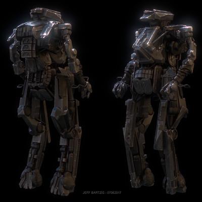 Jeff bartzis robot 006 v01