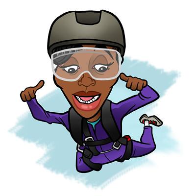 Steve rampton skydive