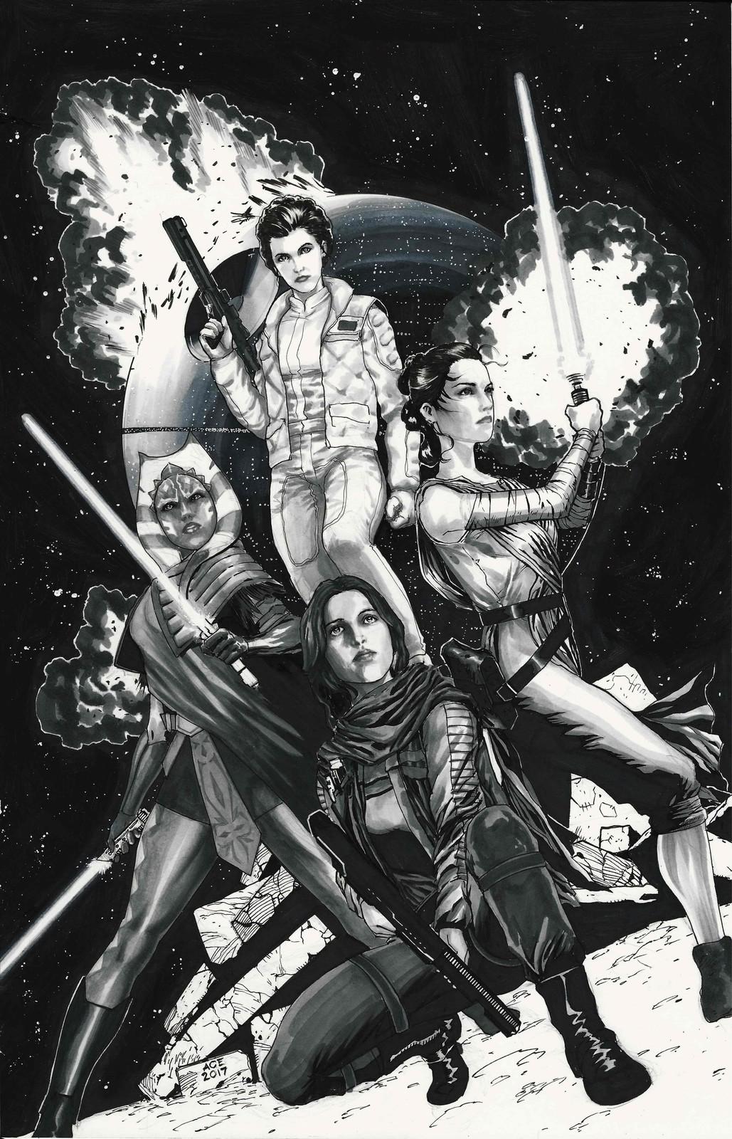 Star Wars commission